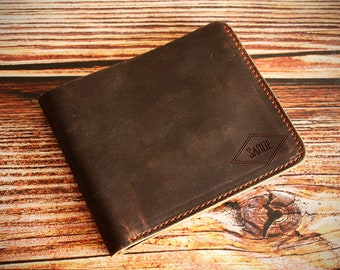 Leather Wallet,Engraved Wallet,Personalized Wallet,Custom Wallet,Mens Leather Wallet,Wallet for men,Gifts,Mens,Groomsman Gift
