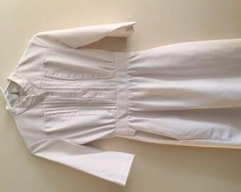 60s white dress uniform