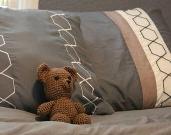 Crochet Mr. Teddy