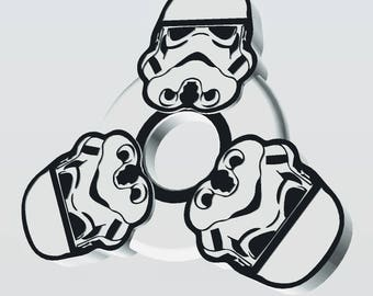Storm Trooper spinner