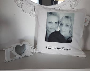 Pillow with your photo print