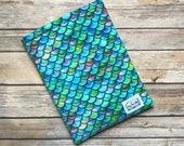PRE-ORDER Mermaid Vibes Book Sleeve - Standard Size