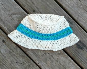 Let's Go Boating Hat