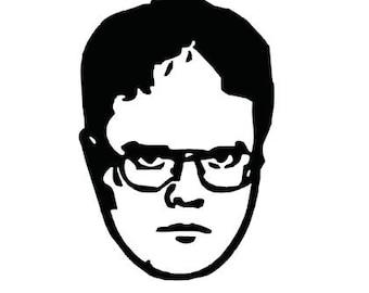 Dwight Schrute Sticker - The Office