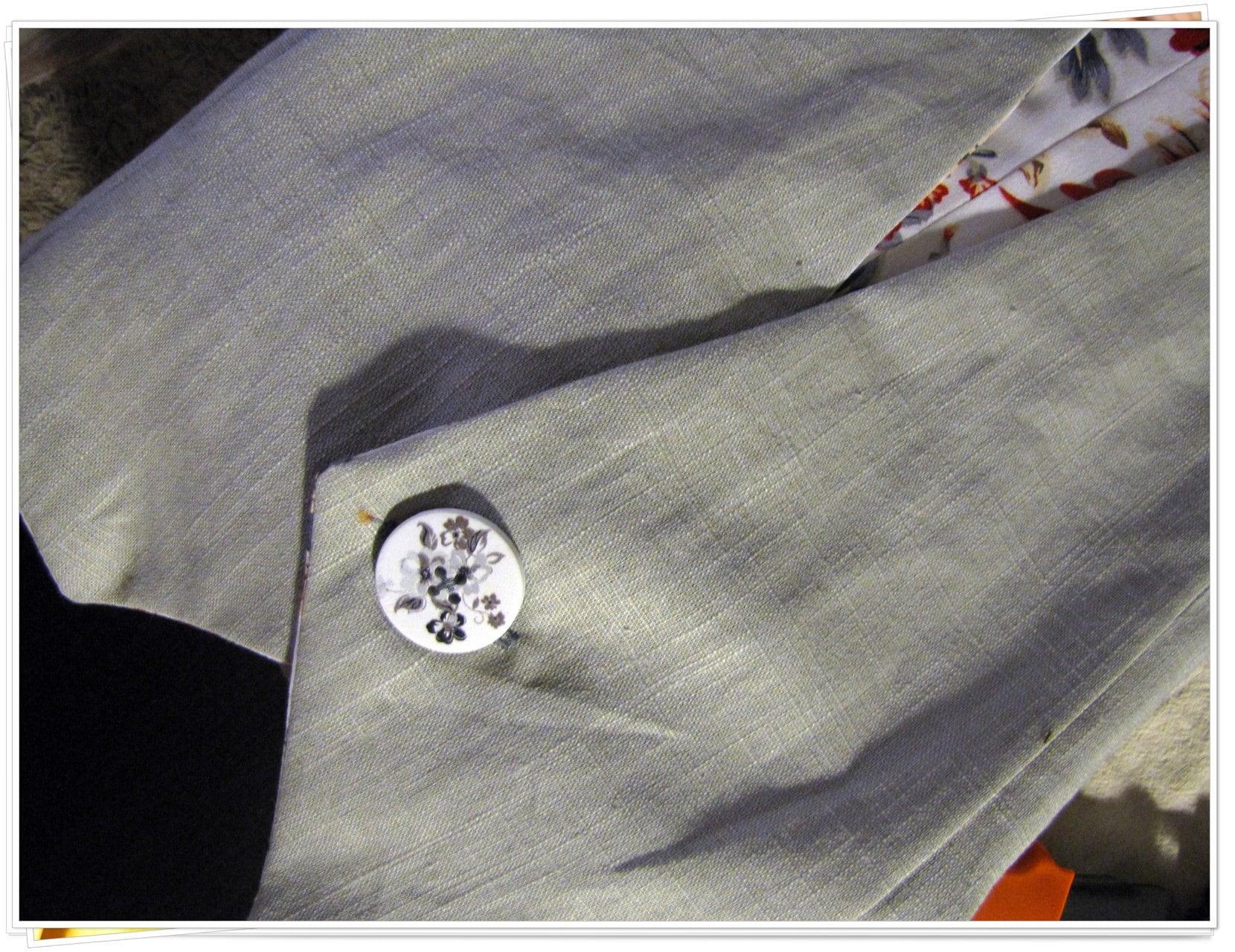 Vêtement en lin pour les hommes - Linen clothing for men