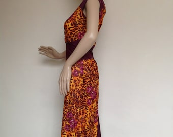Argentine Tango style dress in small size