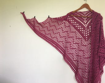 Night Breeze Shawl / Wrap