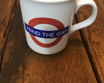 Mind the Gap Collector Coffee Mug