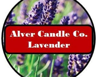 Handcrafted Soy Wax Melts (Lavender) Alver Candle Company