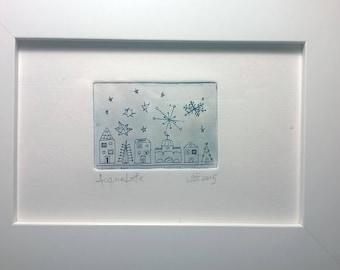 Christmas Mini Print