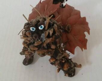 Pine Cone  Critter  #5