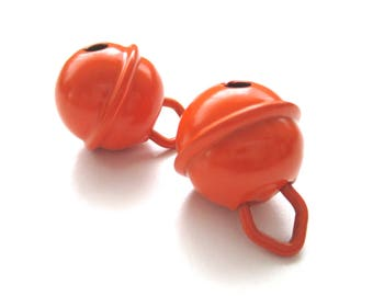 Bell 15mm Orange baby