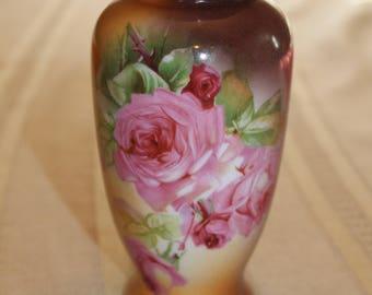 "Vintage CT Altwasser 6"" vase"