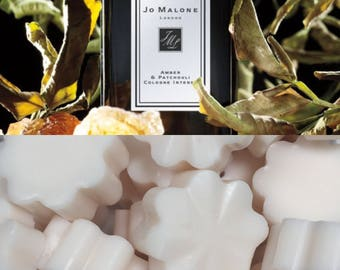 Jo Malon Dupe Amber & Patchouli wax melts x3 highly scented designer and luxury wax melts