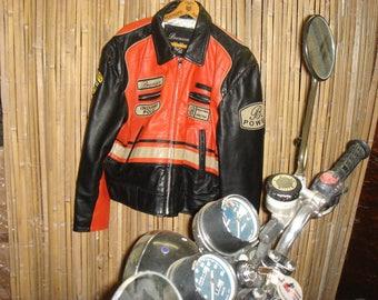 Luxury Leather Jacket by Bronsen United States hammer