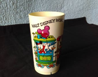 Vintage 1960s Walt Disney World Cup