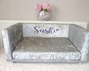Name option to add to your dog bed