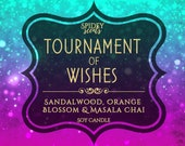 Tournament of Wishes Soy Candles