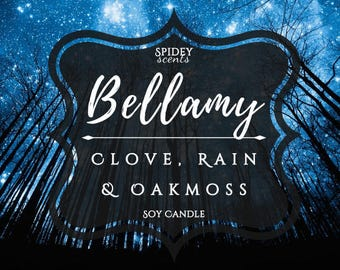 Bellamy Soy Candle