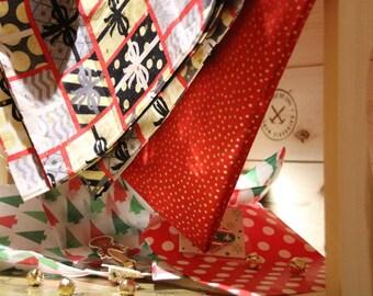 A thousand gifts (reversible bandana)