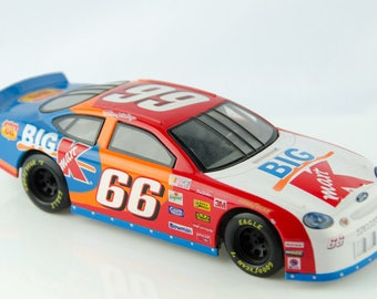 Racing Champions The Originals Darrell Waltrip #66 Big Kmart 1/24 Diecast Nascar