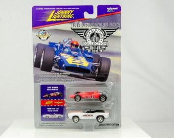 Johnny Lightning Indianapolis 500 Champions 1969 Mario Andretti 1/64 Diecast Car