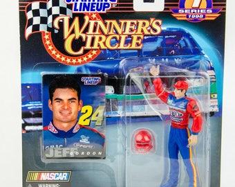 Starting Lineup Winner's Circle 1998 Series-1 Nascar Jeff Gordon Figure