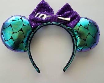Mermaid Mickey Ears