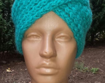 Knit hat for you women