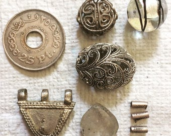 Coin & Sterling Silver collection