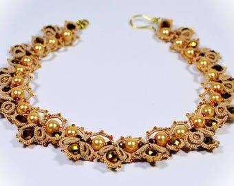 Being Jewellery, Jewellery, Jewellery necklace, jewelry, Necklaces, gift for Women , Gift, Gift for girls, Tatting Bracelet, beads Set