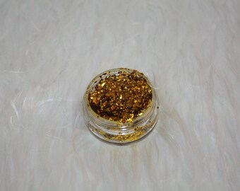 REGAL Gold Cosmetic Festival Glitter 20g