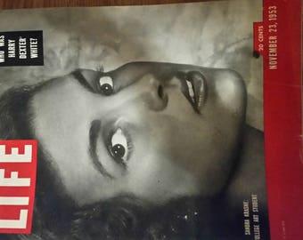 1953 Life magazine