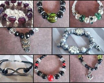 Bracelet wrist to choose