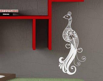 Bird - Wall sticker, glass sticker, wall decal, glass decal, home sticker, window sticker, door sticker, home decal, wall decor, wall art