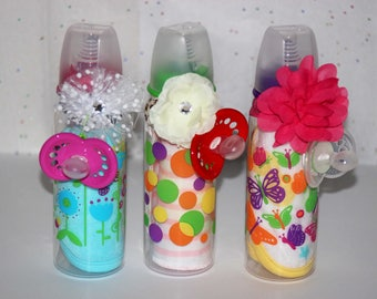 Baby Bottle Gift Set