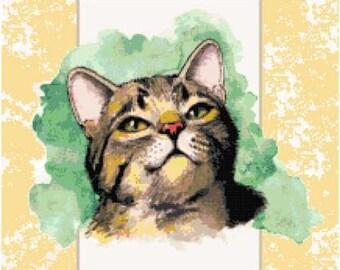 My Kitty Cross Stitch Chart