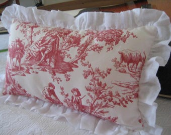 delightful little Toile de jouy
