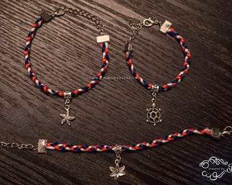Americana Charm Bracelet - 3 For 10