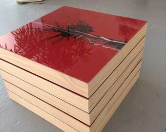 Functional Art Table