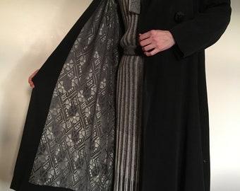 Vintage 1920s reversible coat - UK size 8/10/12