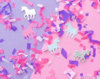 Unicorn confetti ~ glitter ~ birthday