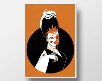Print - Eureka - Princess  You Reek of Daria