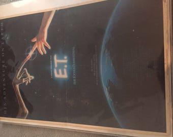 Original 1982 ET movie theatre Display
