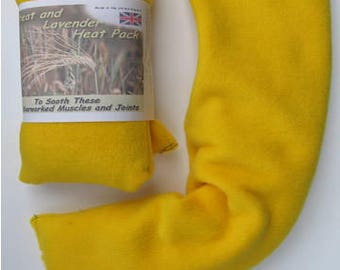 Various Fleece Wheat and Lavender  Cushion