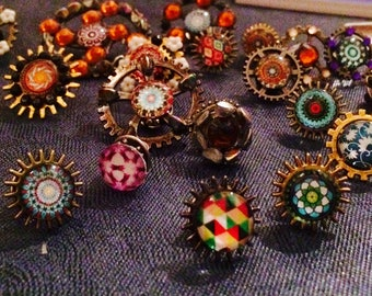 Funky, Off Beat Jewelry and Art