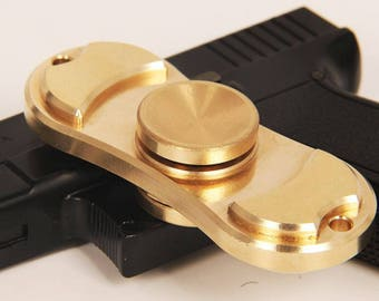 AAA Quality Gold fidget spinner  free delivery canada