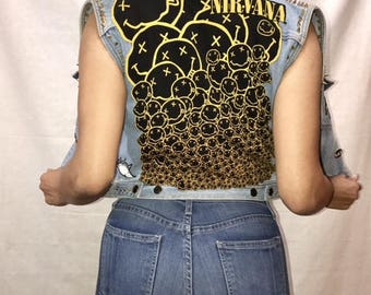 Nirvana Vest