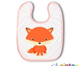 Bib Fox Baby Bib Fox No130