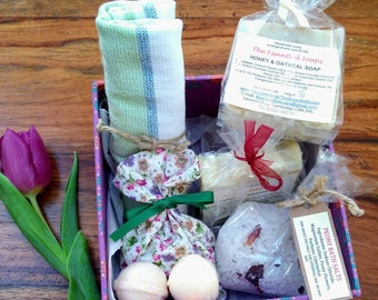 Bath Pamper Pack / Gift Pack For Him or Her